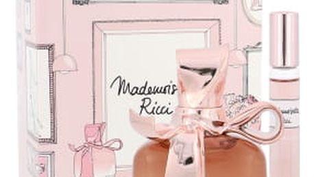Nina Ricci Mademoiselle Ricci dárková kazeta pro ženy parfémovaná voda 80 ml + parfémovaná voda 10 ml
