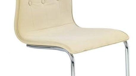 Kovová židle K149 Halmar