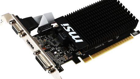 MSI GT 710, 1GB - GT 710 1GD3H LP