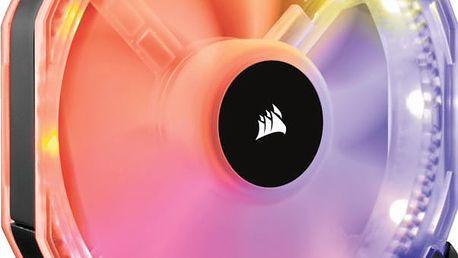 Corsair Air HD120 RGB LED High, 120mm, PWM - CO-9050065-WW