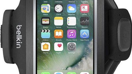Belkin iPhone 6/6s sportovní pouzdro Sport-Fit, černé - F8W783btC00