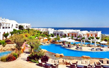 Hotel Cyrene Grand, Sharm el Sheikh, Egypt, letecky, all inclusive
