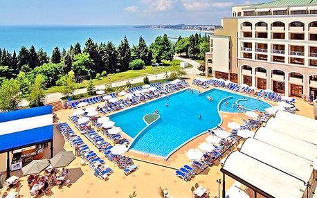 Hotel Sol Nessebar Bay & Mare, Burgas, Bulharsko, letecky, all inclusive