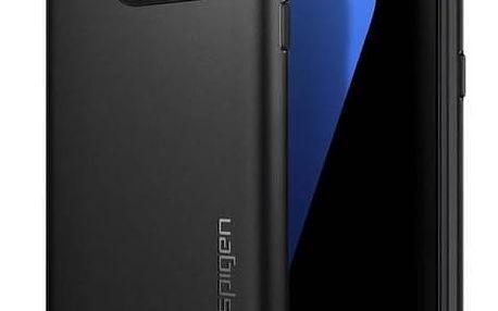Kryt na mobil Spigen Rugged Armor pro Samsung Galaxy S7 (HOUSAGAS7SPBK1) černý + Doprava zdarma