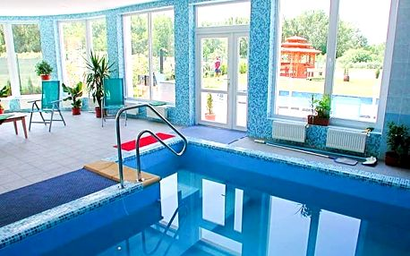 Pension Hellene Relax Club Piešťany***, Piešťany, Slovenskio - save 59%, Wellness pobyt u rekreačního střediska v slavných lázních