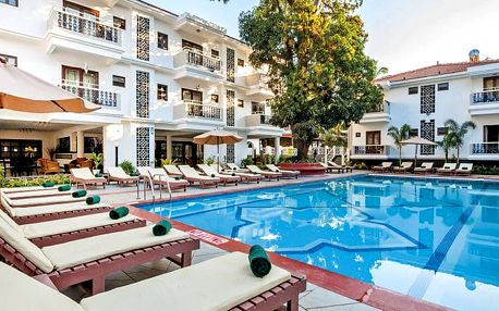 Hotel Radisson Candolim, Goa, Indie, letecky, all inclusive