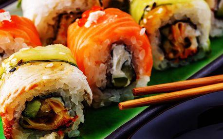50% sleva na veškeré sushi v restauraci Pho Viet