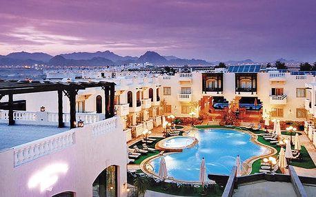 Hotel Oriental Rivoli, Sharm el Sheikh, Egypt, letecky, polopenze