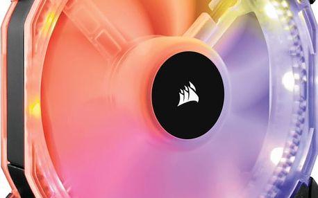 Corsair Air HD140 RGB LED High, 140mm, PWM - CO-9050068-WW