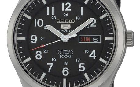 Seiko SNZG15K1 + pojištění hodinek, doprava ZDARMA, záruka 3 roky