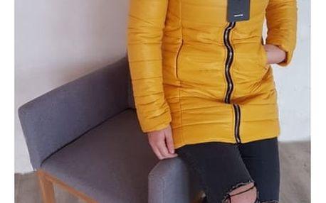 Dámská zimní bunda s kapucí Dottie
