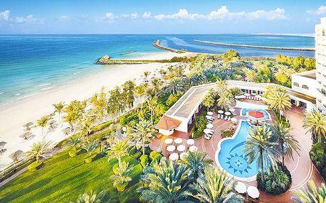 Kempinski Hotel Ajman, Dubaj, Spojené arabské emiráty, letecky, snídaně v ceně