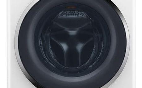 Automatická pračka LG F72J8HS2W bílá + DOPRAVA ZDARMA