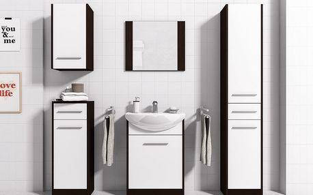 MEBLINE Moderní koupelna SLIM 5