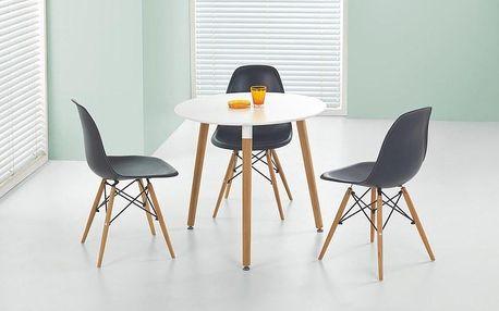 Jídelní stůl SOCRATES Halmar ø80/74 cm