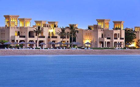 Hotel Hilton Al Hamra Beach & Golf Resort, Dubaj, Spojené arabské emiráty, letecky