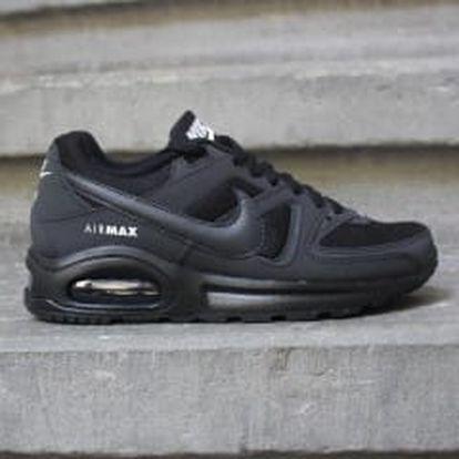 Dětské tenisky Nike AIR MAX COMMAND FLEX (GS)   844346-002   Černá   37,5