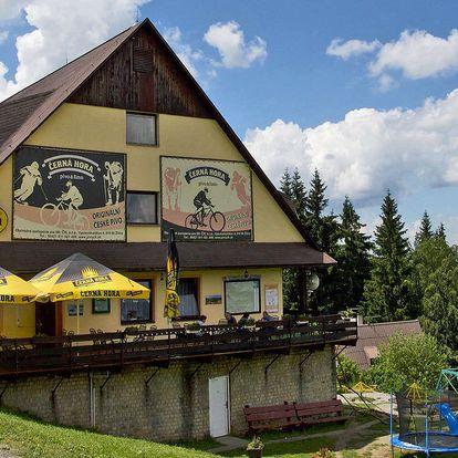 Hotel Fran v Kysuckých Beskydech s polopenzí a saunou, dítě do 10 let zdarma