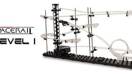 Spacerail 231-1 LEVEL 1 – skvělá, kuličková dráha - stavebnice