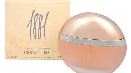 Nino Cerruti 1881 Pour Femme toaletní voda 100 ml + Doprava zdarma