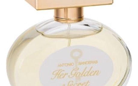 Antonio Banderas Her Golden Secret 50 ml toaletní voda pro ženy