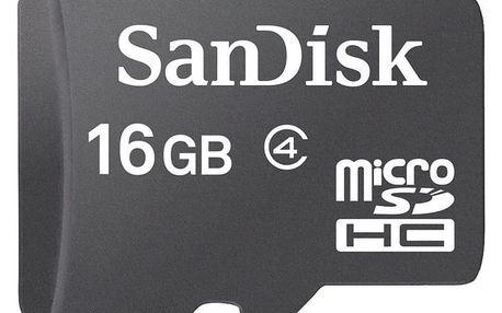 SanDisk Micro SDHC 16GB Class 4 - SDSDQM-016G-B35