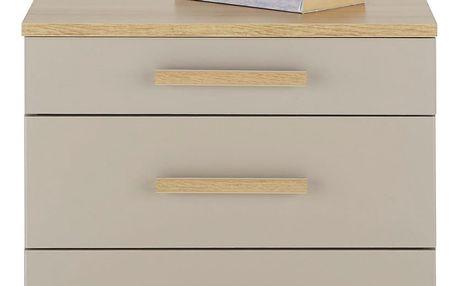 Noční stolek kufstein, 50/48/37 cm