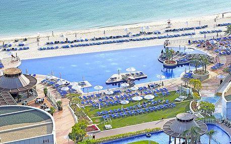 Hotel Dukes Dubai, Dubaj, Spojené arabské emiráty, letecky, snídaně v ceně