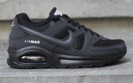 Dětské tenisky Nike AIR MAX COMMAND FLEX (GS) | 844346-002 | Černá | 37,5
