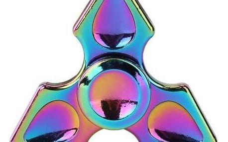 Fidget Spinner Eljet SPINEE Rainbow Pyramid
