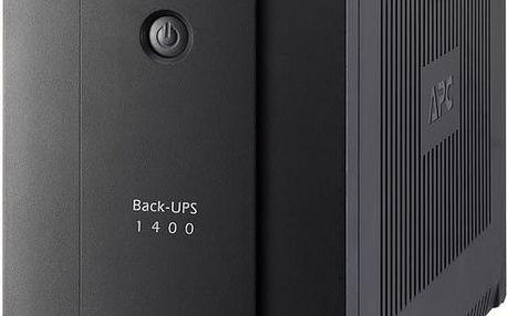 APC Back-UPS 1400VA, AVR - BX1400U-FR