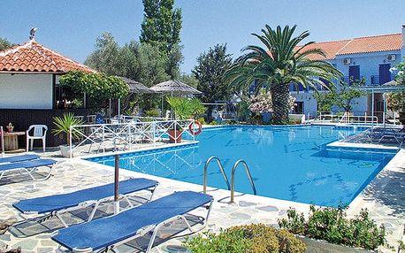 Vila Sofia, Samos, Řecko, letecky, snídaně v ceně