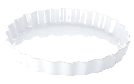 Tescoma Forma s vlnitým okrajem kulatá GUSTO pr. 29 cm
