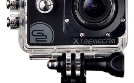 Outdoorová kamera GoGEN XTREME CAM 10 B černá