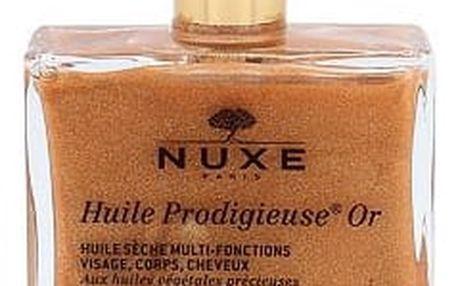 NUXE Huile Prodigieuse Or Multi Purpose Dry Oil Face, Body, Hair 50 ml tělový olej W