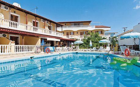 Hotel Anadiomeni Apartments, Zakynthos, Řecko, letecky, bez stravy