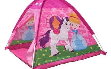Stan dětský Acra ST09/1 s potiskem - Little Pony růžový