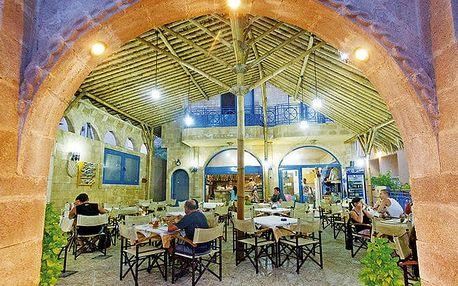 Vila Stegna Mare, Rhodos, Řecko, letecky, bez stravy