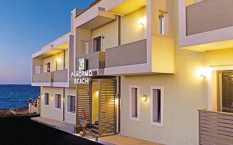 Hotel Panormo Beach, Kréta, Řecko, letecky, snídaně v ceně