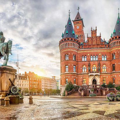Vydejte se za Hamletem: 3denní výlet do Švédska