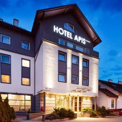 Krakov ve 4* hotelu se snídaní a wellness