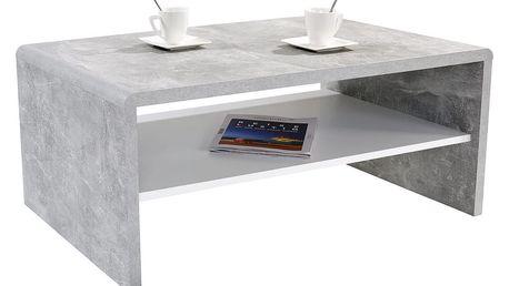 Konferenční stolek cala luna, 100/40/59 cm