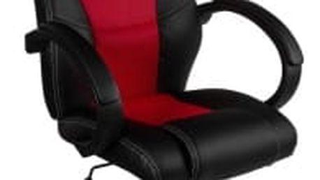 Otočná kancelářská židle červená MX Racer OEM M09501