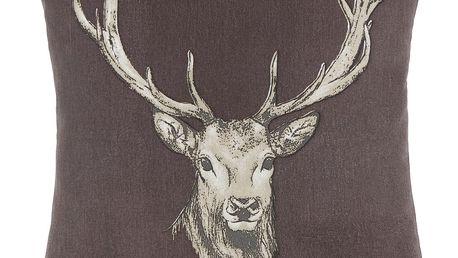 Polštář ozdobný witti, 45/45 cm