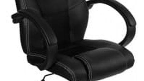 Kancelářské křeslo Hawaj MX Racer černá