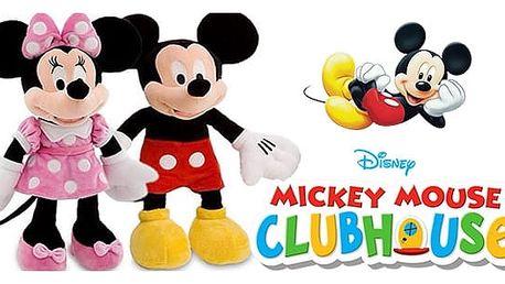 Plyšový Mickey mouse nebo Minnie