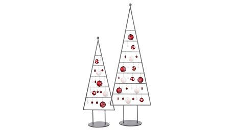 Strom dekorační trixi, 28/115/41 cm