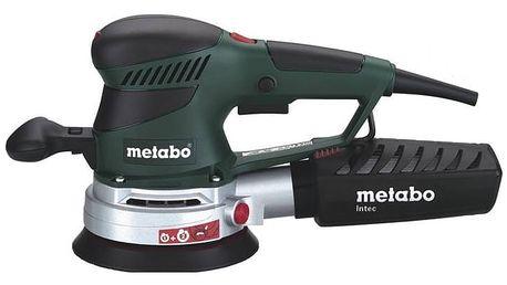 Excentrická bruska Metabo SXE 450 TurboTec + Doprava zdarma