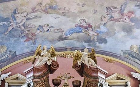 W. A. Mozart, Smetana, Dvořák a Vivaldi v Zrcadlové kaple Klementina.
