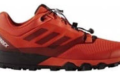 Pánská treková obuv adidas TERREX TRAILMAKER | BB3358 | Červená | 42